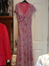 Dress Size 12.wedding.prom.tea.garden.party.summer.races.long.mother Of Bride.