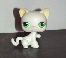 Littlest Pet Shop Lps Shorthair Cat w/Raised Paw #98