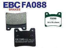 EBC plaquette de frein plaquettes de frein fa088 arrière yamaha FJ 1200 (3cv/3xw type) 88-95