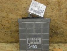 344659 Steuergerät Motor Audi A4 (8D, B5) 8E0907557CX