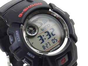 Casio G-Shock Mens Watch G2900F-1V  G-2900F-1VDR Digital Black Free Post