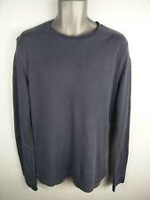 NUOVA linea uomo EX M/&S Ruvido Cerniera Cardigan in maglia intreccio Cavo Maglione Maniche Lunghe