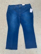 NYDJ Brand Women's Plus Size Denim Jeans Clothing New With Tags 24WP