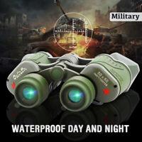 Telescope 50x50 Military Army Ultra HD Binoculars Hunting Camping Day/Night US
