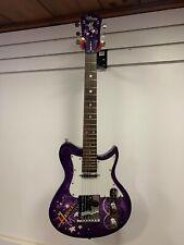 Washburn Hannah Montana electric guitar