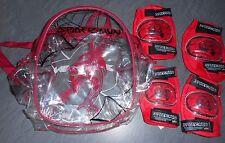 PROTECTIONS SPIDERMAN MARVEL GENOUX + COUDES et sac de rangement