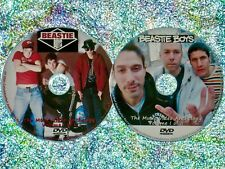 Button & Free Beastie Boys Music Video Collection 1986-2011 2 Dvd Set Don't Play