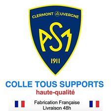 Stickers autocollant ASM Clermont Auvergne RUGBY, plusieurs tailles, super prix