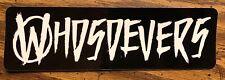 Brian Head Welch Korn Rare Fieldy Authentic Whosoevers Lacey Sturm Ronnie Faisst