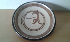 Used - Plate Of Ceramic Decoration - Jave - Item For Collectors