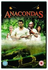 , Anacondas - The Hunt For The Blood Orchid [DVD], Like New, DVD