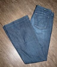CoH Citizens of Humanity Size 30 Women's Faye 003 Stretch Low Rise Full Leg Jean