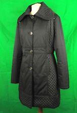 Black KENNETH COLE winter coat size 16