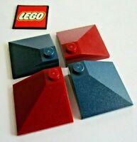 LEGO Slope 25° - 3x3 Corner Brick (Pack of 4) Design 3675