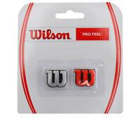 Wilson PRO FEEL Dampener Tennis Racquet Damp Racket Vibration WRZ537600