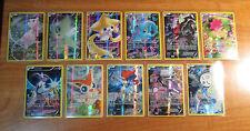 NM COMPLETE Pokemon MYTHICAL Card PROMO XY Set Mew Manaphy Shaymin Celebi Arceus