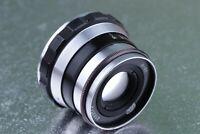 Industar-61 52mm 55mm f/2.8 soviet lens M39 Leica 35mm RF film camera zebra