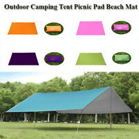 3M 210D Anit-UV Tent Tarp Awning Rain Sun Shade Hammock Shelter Camping Pad Mat