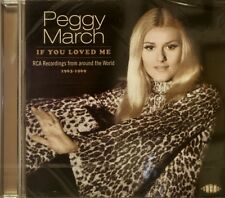 PEGGY MARCH 'If You Loved Me' - 25 Tracks on ACE