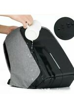 Anti Theft Smart School College Travel Backpack Safe Bag USB GIFT