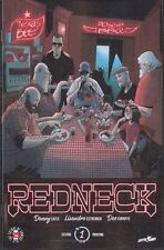 REDNECK #1 2ND PRINT VARIANT COVER NM SYKBOUND COMICS LIKE IMAGE COMICS