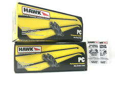 Hawk Ceramic Front + Rear Brake Pads Fits 2006-2010 Jeep Grand Cherokee SRT8 6.1