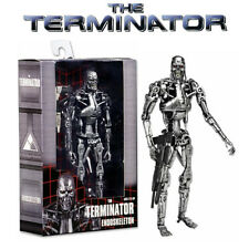 Terminator Classic Endoskeleton PVC Action Figure Figurines Toy Collection