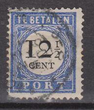P23 Port nr 23 gestempeld NVPH Nederland Netherlands Pays Bas due used portzegel