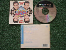Latin Rock MIGUEL RIOS *Los Viejos Rockeros Nunca Mueren* ORIGINAL Spain CD 1995