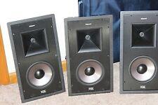 """KLIPSCH PRO-7800-L-THX In-Wall Speakers 11""""W x 20""""H x 4""""D   ONLY 2 LEFT!"""