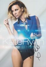 KATE RYAN AUTOGRAMMKARTE 15x20cm original signiert IN PERSON Autogramm
