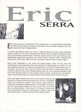 "Presse-Info/Press-Kit -- Eric Serra - James Bond 007 ""Golden Eye"""
