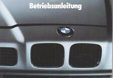 BMW 850i manuale 1990 e31 manuale istruzioni 8er BA