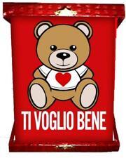 Targa Ti Voglio Bene Orsetto Teddy Love Regalo San Valentino PS 04964