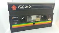 Basf VCC240 Philips Video 2000 Cassette The Amazing Mr Blunden 1981
