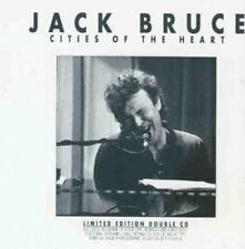 Jack Bruce Cities of the heart (1993) [2 CD]