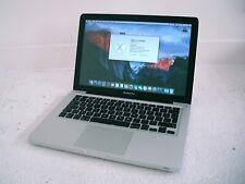 "Apple MacBook Pro Laptop A1278 13"" Core i5 2.4 GHz 4GB 320GB Late 2011"