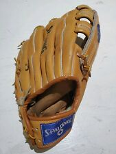 Spalding Ultima Baseball Glove Mitt Right Hand Leather Performance Series Deep
