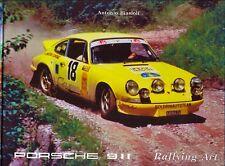 Porsche 911 rallying - great NEW BOOK