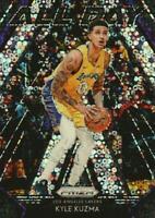 2018-19 Panini Prizm Basketball All Day Fast Break #8 Kyle Kuzma