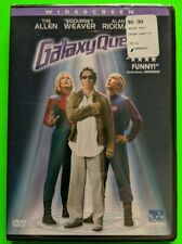 Galaxy Quest Dvd Tim Allen Sigourney Weaver Alan Rickman Science Fiction Comedy