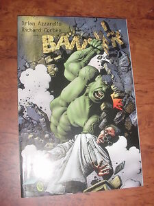 STARTLING STORIES: BANNER / HULK by Brian Azzarello (MARVEL)  2001 (NEW)