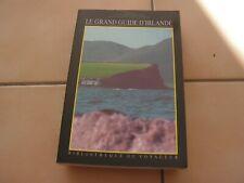 livre bibliotheque du voyageur   guide d'irlande Gallimard  (e2)