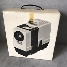 Vintage Minolta slide 300 Projector box and cover