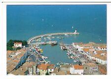 Postcard: General view of the Port, La Flotte, Ile de Re, France