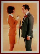 THE AVENGERS - Card #84 - CHECKLIST NUMBER 2 - Cornerstone 1993 - Linda Thorson