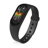 SMARTWATCH OROLOGIO NEW M5 CARDIOFREQUENZIMETRO SMART BAND FITNESS TRACKER SPORT