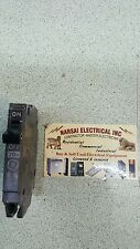 GE GENERAL ELECTRIC THQP120 CIRCUIT BREAKER 1 POLE  20 AMP 120/240 VAC