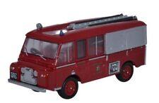 Oxford 76LRC001 Land Rover FT6 Carmichael Cheshire Fire 1/76 Scale 00 Gauge T48