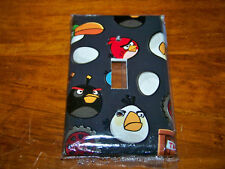 ANGRY BIRDS LIGHT SWITCH PLATE